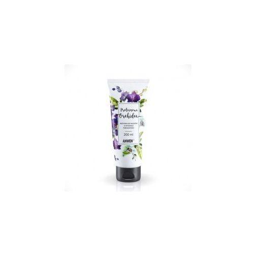 Anwen , odżywka do włosów wysokoporowatych, proteinowa orchidea, 200ml