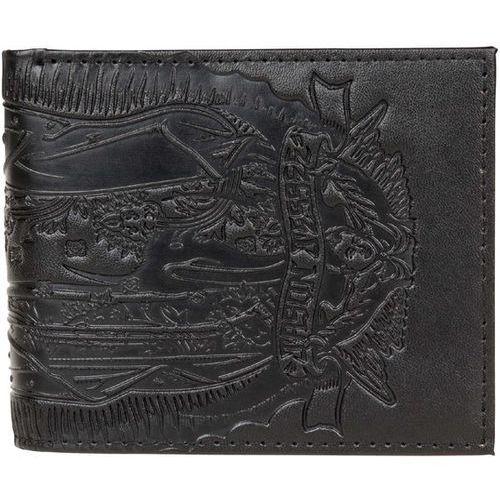 Portfel - ghost lady wallet black (black) rozmiar: os marki Santa cruz