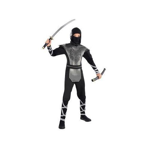 Kostium wilczy ninja dla chłopca - 5/7 lat (116) marki Amscan