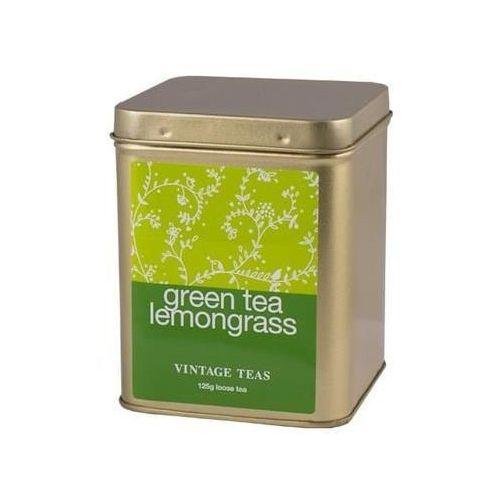 Vintage teas  green tea lemongrass - puszka 125g