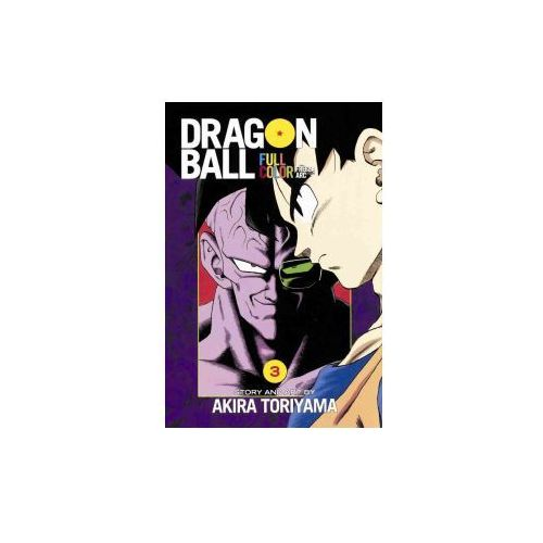 Dragon Ball Full Color Freeza ARC, Volume 3 (9780606394284)