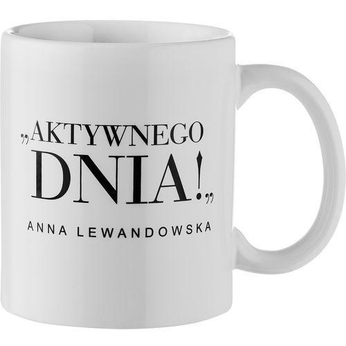 Kubek ceramiczny motywacyjny 300 ml - 8 wzorów do wyboru marki Healthy plan by ann (anna lewandowska)