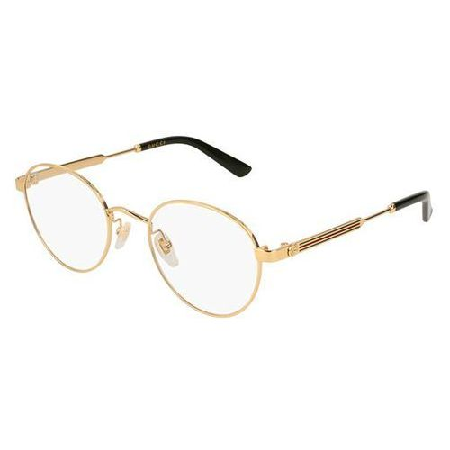Okulary korekcyjne gg 0290o 001 marki Gucci