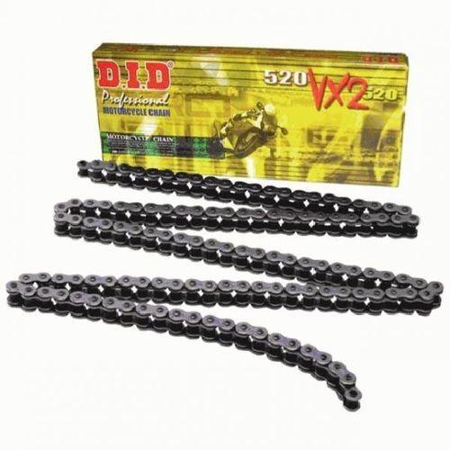 Ogniwo łączące zapinane łańcucha napędowego 520vx2 didcl520vx2-fj marki Did