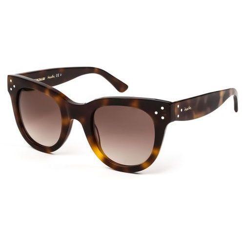 Okulary słoneczne she loves you sy03a/havana light (tobacco gradient) marki Spektre
