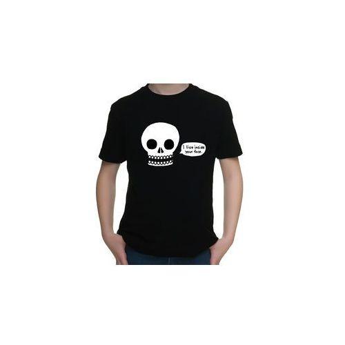 Koszulka dziecięca I Live Inside Your Face - produkt z kategorii- Bluzki dla dzieci