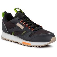 Reebok Buty - cl leather ripple trail eg6473 trgry8/sorang/neolim