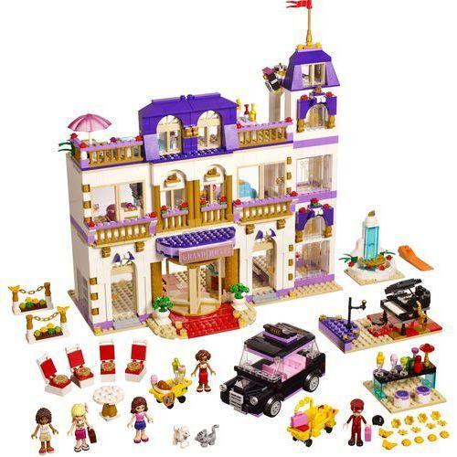 Friends Friends Grand Hotel w Heartlake 41101 marki Lego