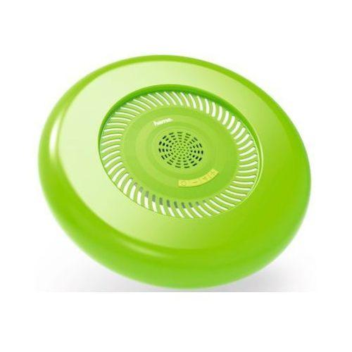 Latający dysk z głośnikiem, zielony marki Hama