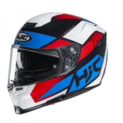 Hjc kask integralny r-pha-70 debby white/blue/red