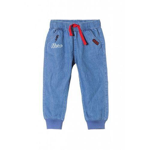 5.10.15. Spodnie niemowlęce jeansowe 5l3501