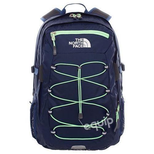 Plecak The North Face Borealis Classic - Cosmic Blue/Electric Mint Green - produkt z kategorii- Pozostałe plecaki