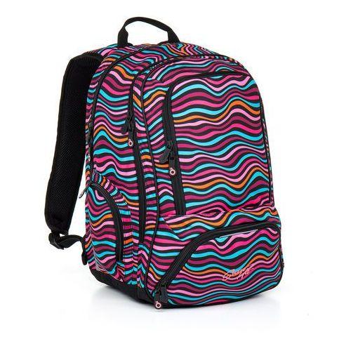 Plecak młodzieżowy Topgal HIT 858 H - Pink