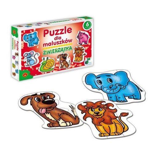 Puzzle dla maluszków zwierzątka 005356 marki Alexander