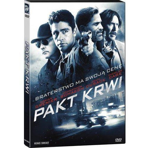 OKAZJA - Pakt krwi (dvd) - add media marki Kino świat