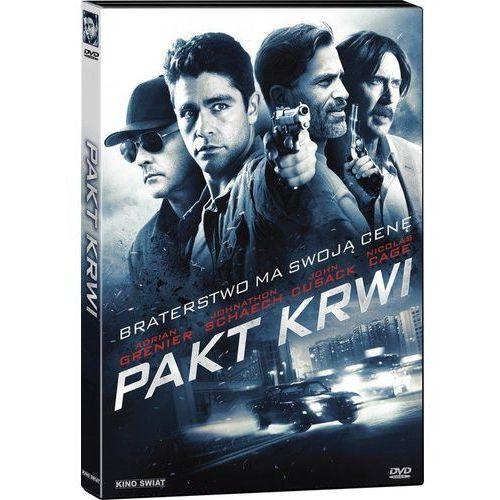 Pakt krwi (dvd) - add media marki Kino świat