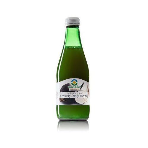 Bio food Sok z czarnej rzepy kiszonej 300 ml - ekologiczny