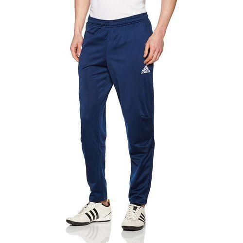 Adidas Spodnie dla mężczyzn tiro 17, niebieski, l