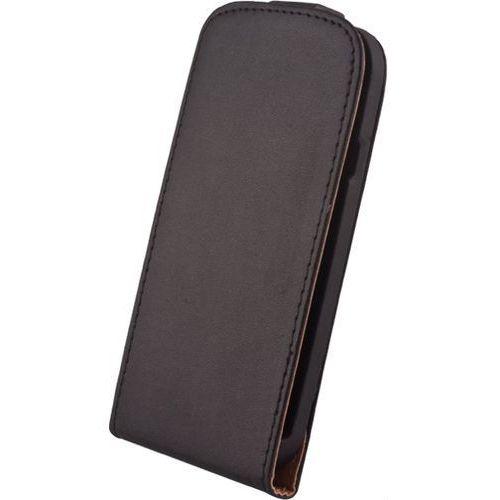 Etui FOREVER do Nokia 501 Sligo Elegance Czarny (Futerał telefoniczny)