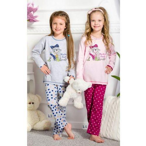Taro Wika 1163 122-140 piżama dziewczęca (5902192036995)