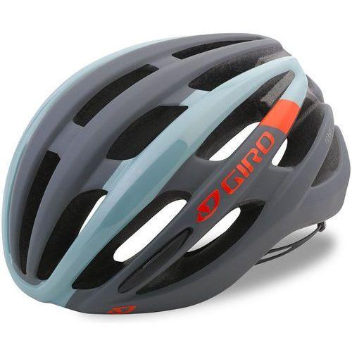 Giro Foray Kask rowerowy szary M | 55-59cm 2018 Kaski miejskie i trekkingowe