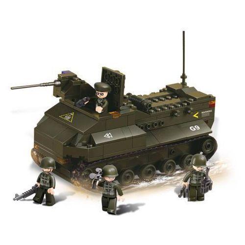 Sluban ARMY Bojowy wóz pancerny M38-B6300