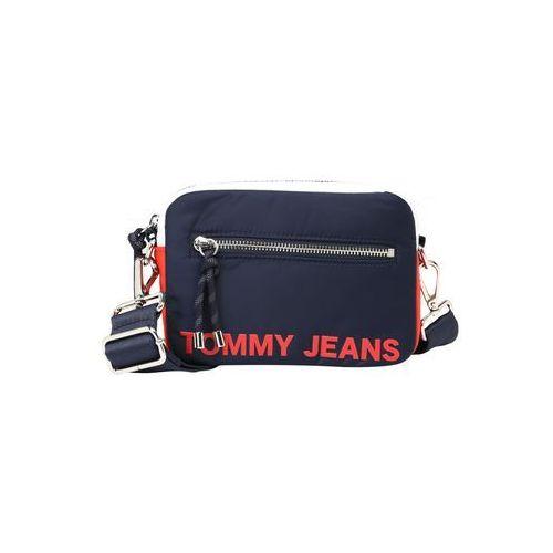 Tommy Jeans Torba na ramię ' ITEM CROSSOVER RWB' niebieski / czerwony / biały