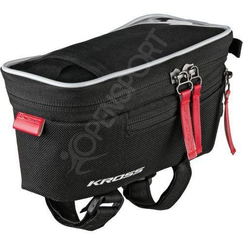 Rowerowa torebka na smartfona roamer top bag marki Kross