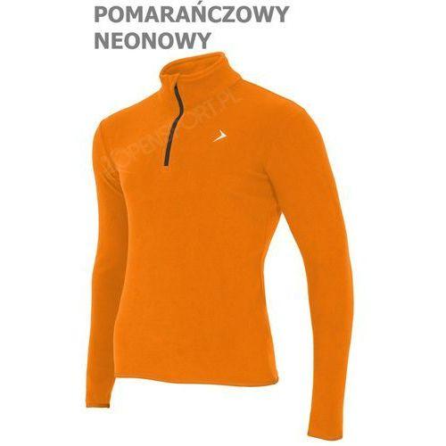 Outhorn Męska bluza polarowa toz16 bimp600 pomarańczowy xxl