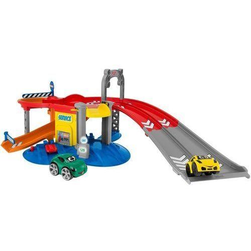 Chicco Elektroniczny garaż Stop&Go, 00007414000000
