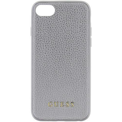 Guess etui IriDescent Apple iPhone 6/6S/7, srebrny