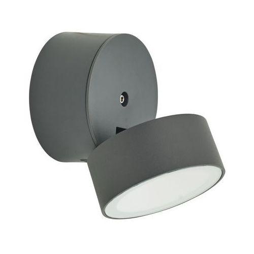 Kinkiet zewnętrzny MEDBY IP54 aluminium LED INSPIRE
