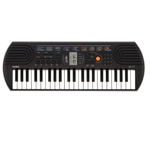 CASIO SA 77 keyboard (4971850321118)