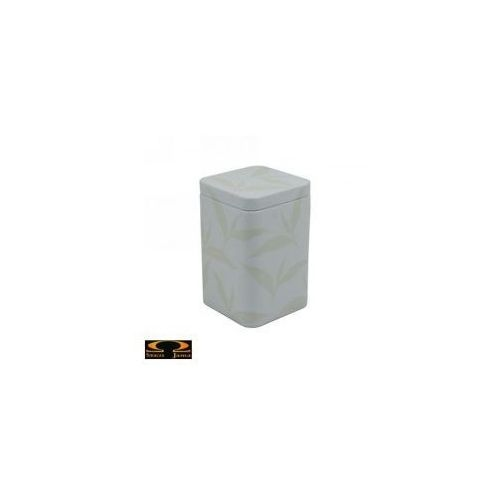 Metalowa puszka na herbatę - Biała herbata - 50g, 3211