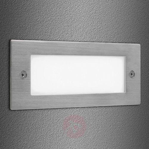 Oprawa wpuszczana ścienna Brick LED 16 biały (4024163101905)