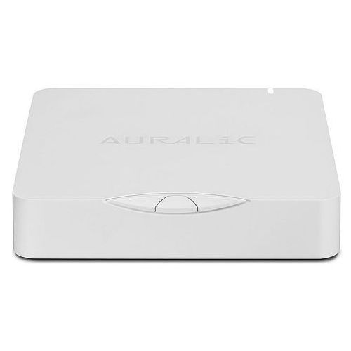 Odtwarzacz sieciowy aries mini biały + darmowy transport! marki Auralic