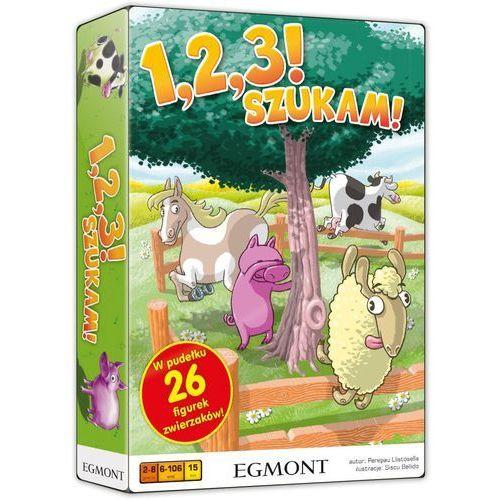 """Egmont Gra planszowa - 1,""""2"""",3 szukam!"""