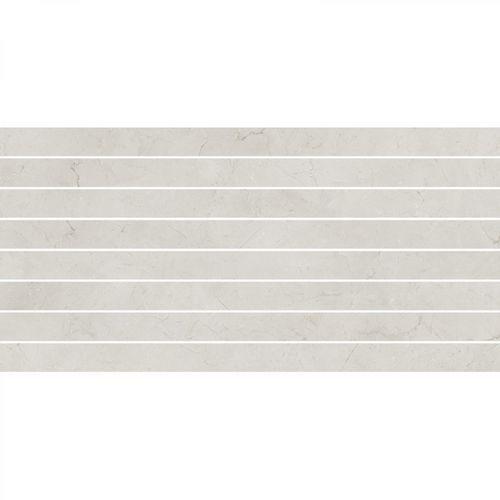 Opoczno Dekor light marble mosaic belt 29x59,3