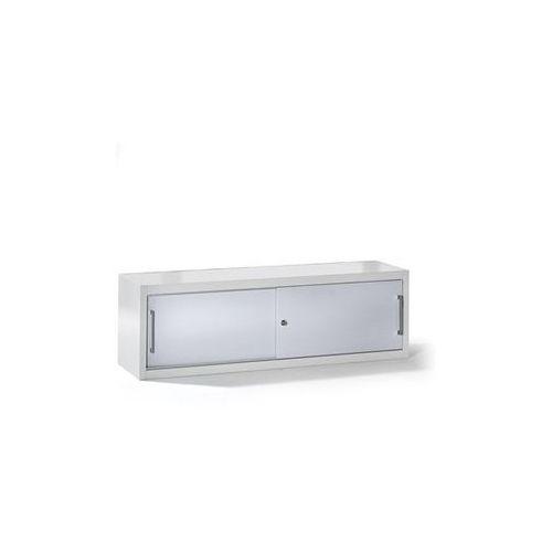 Szafa z drzwiami przesuwnymi, szafka nakładana, szer. szafki 1600 mm, wys. x sze marki Mauser