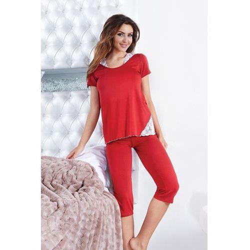dd3de4762d1080 Piżamy damskie Kolor: czerwony, ceny, opinie, sklepy (str. 1 ...