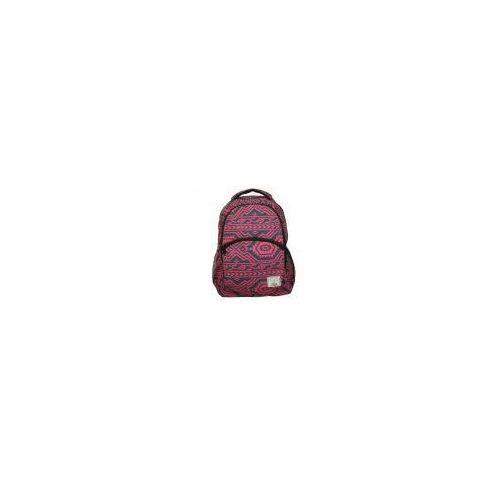 Paul&co. Plecak czerwone wzory (5908293554994)