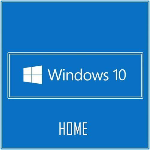 Windows 10 home/wersja pl/klucz elektroniczny/szybka wysyłka/f-vat 23% marki Microsoft
