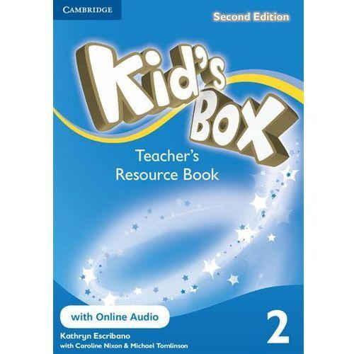Kid's Box 2 Second Edition. Teacher's Resource Book + Online Audio (144 str.)