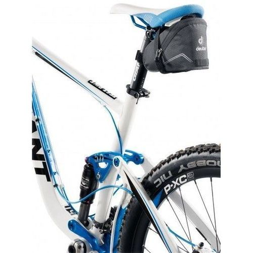 Deuter Sakwa bike bag ii black