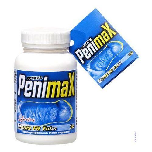 Tabletki na powiększenie penisa Penimax Lavetra (8718546540226)