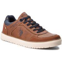 U.s. polo assn. Sneakersy - valk walks4170w8/ys1 brw