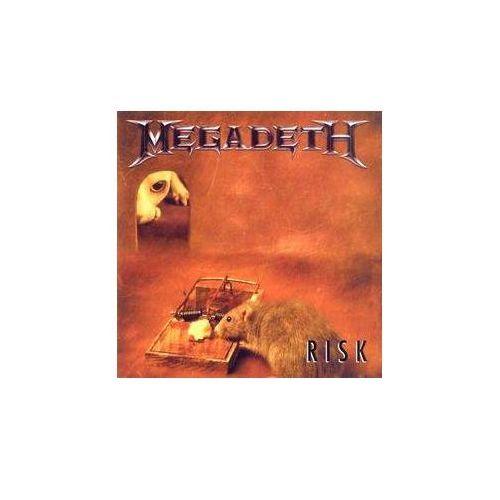 Universal music / capitol Risk - megadeth (płyta cd) (0724359862224)