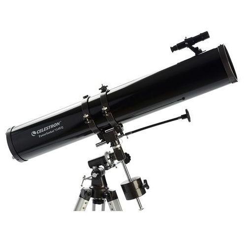 Celestron PowerSeeker 114-EQ z kategorii Teleskopy