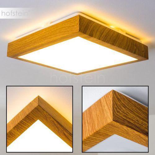 Sora Wood Lampa Sufitowa LED Jasne drewno, 1-punktowy - Nowoczesny - Obszar wewnętrzny - - Czas dostawy: od 3-6 dni roboczych