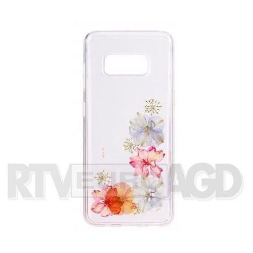 Futerał Back Case Real Flower Amelia Samsung S8 Plus G955, FLA000008